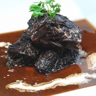 ほほ肉の赤ワイン煮(トコトコ )