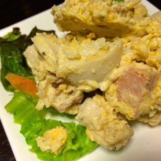 5バルポテトサラダ(Meet Meats 5バル  高田馬場店)