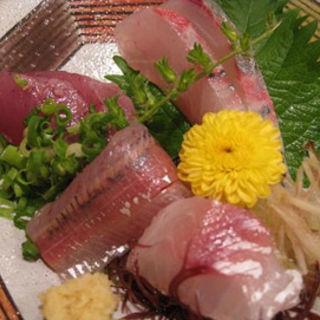 おまかせコース と土鍋ごはん(喰い切り ひら山)