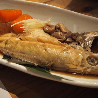 馬面剥の姿煮(魚旬 浜松町店 (ウオシュン))