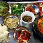 よくばり八重洲韓定食