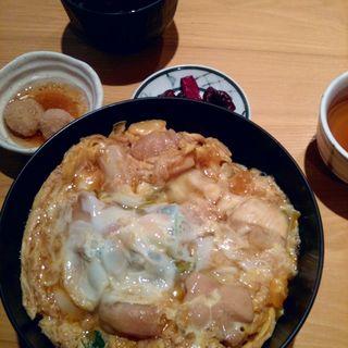 親子丼(鳥ふじ)