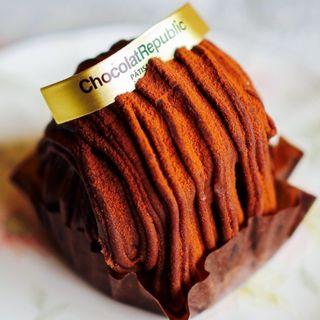 生チョコモンブラン(ショコラ リパブリック 三宮店 (Chocolat Republic))