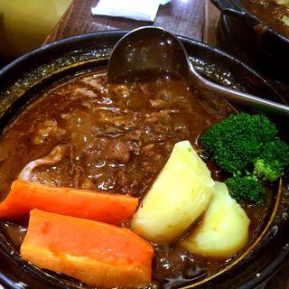 牛すじカレー(ホットスプーン 丸の内店 (Hot Spoon))