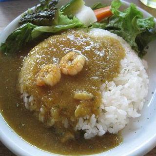 えびのスープカレー(Cafe Pansse)