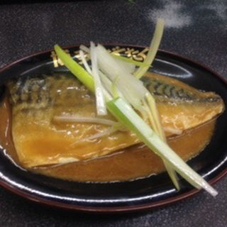 さばの味噌煮(博多どんたく)
