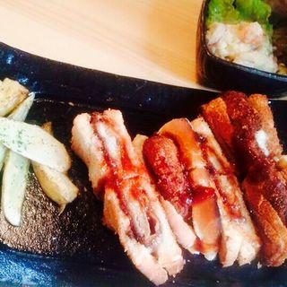 コロッケサンド(菜々cafe)