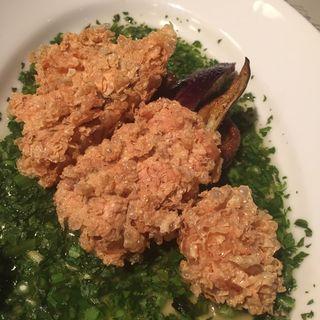 本日の魚料理(キハチ 青山本店 )
