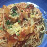 lunchメニュー トマトソース