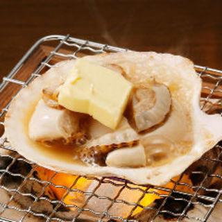 ホタテの炙り焼き(いちげん 東松戸店 )