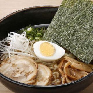 魚香る醤油ラーメン(いちげん 東松戸店 )