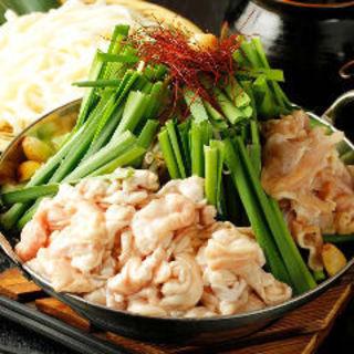 スタミナ鍋(ほろよいダイニングちどりあし (【旧店名】地鶏脚))