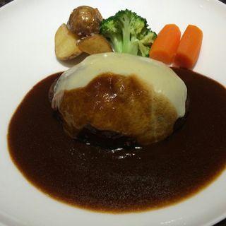 チーズハンバーグ(マンヨウケン クラシク (MANYOKEN classique))