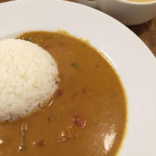 野菜カレー・スープ(かふえ ひだまり)