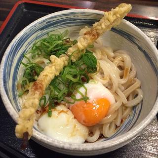 とろ玉うどん(讃岐うどん総本舗 琴平製麺所 枚方店 (ことひらせいめんじょ))