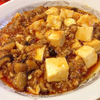 麻婆豆腐(白龍)