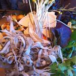 お野菜しゃぶしゃぶ