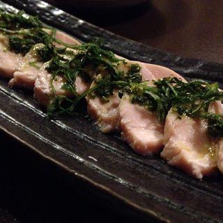 鶏肉タタキ(Yakitori shop KAFU (カフゥ))