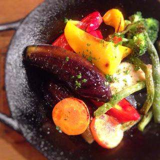 三浦野菜のオーブン焼き(セット)(LIFESon)