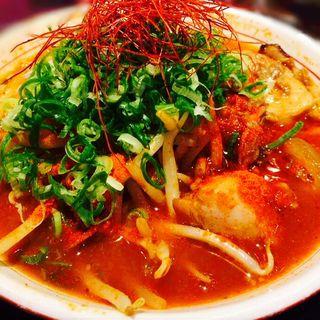 煮豚ラーメン レッド(肉八 )