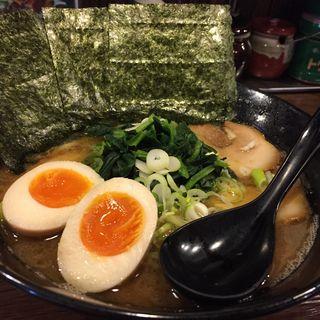 チャーシュー麺(らーめん あじどの )