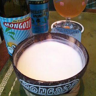 モンゴゾ・ココナッツ(ベルギービール リトル デリリウム )
