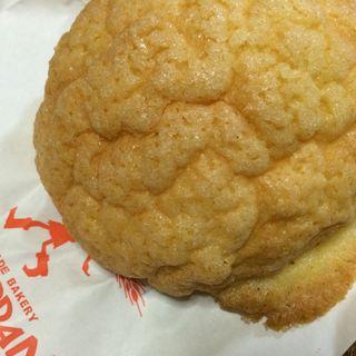 元気印のメロンパン(ピーターパン小麦工房店 (PEATERPAN))