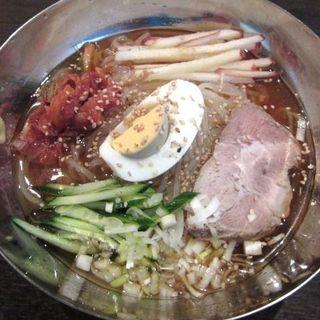 冷麺(ちばチャン 海浜幕張店 )