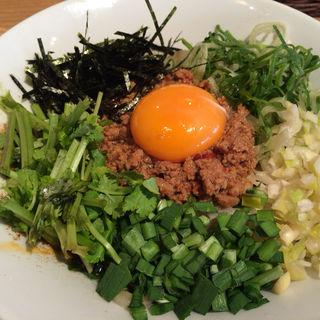 汁なし担々麺(ササラ 京橋店 )