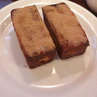 昔ながらのフレンチトースト(前田珈琲 本店 (マエダコーヒー))