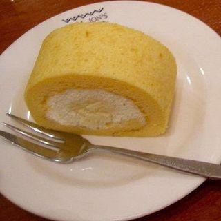 チーズロールケーキ(プレーン)(パパジョンズイータリー)