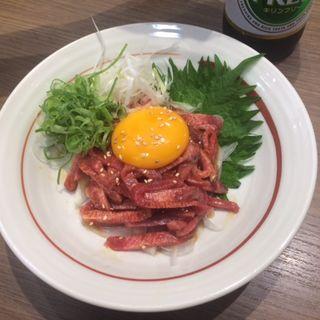 牛タンゆっけ(森商店 イオンモール京都桂川店 )