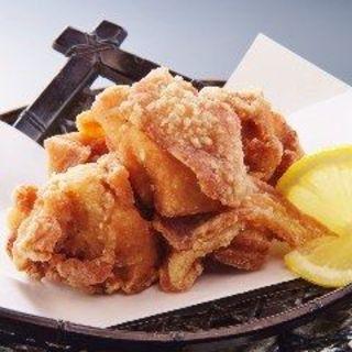 鶏唐揚げ(琥白 (Kohaku))