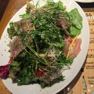 生ハムとパルミジャーノのサラダ(nico (ニコ))