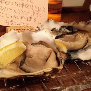 生牡蠣(クラブハウスエニ (Crab House Eni))