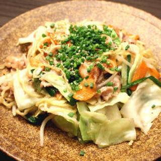海鮮塩焼きラーメン(琥白 (Kohaku))