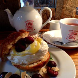 クルミドケーキクリーム(チェリー)(クルミドコーヒー (KURUMED COFFEE))