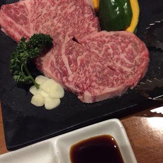 サーロインステーキ(ほのか )