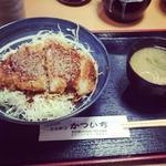 ソースかつ丼(手打ちとんかつ かついち )