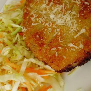 鶏ムネ肉のカツレツ (ジャンニ)
