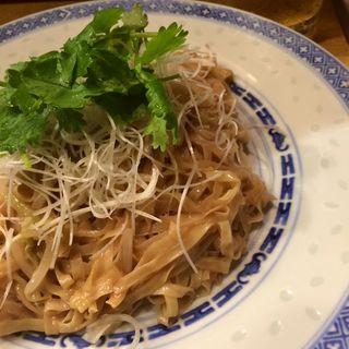 ネギショーガ麺(杏杏 (シンシン))