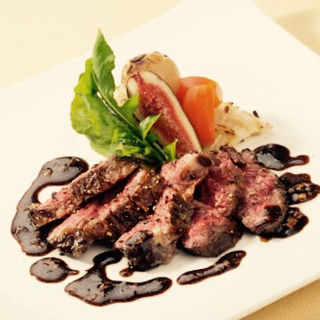 赤身のステーキ(Seasonal Dining RIB)