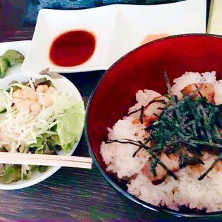角煮丼(KOBE SEVENTH CAFE)
