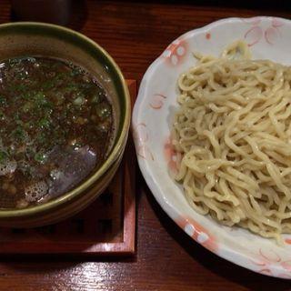 牛スジつけ麺並(麺舎 ヒゲイヌ )