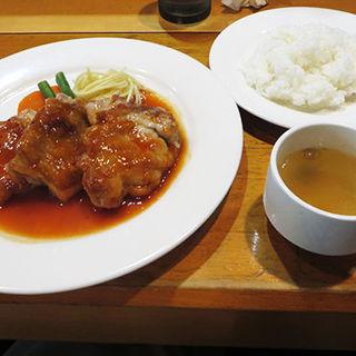 グリルチキン(洋食屋ゆうき )