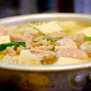 ホルモン鍋(うちのおかん時々おとん )