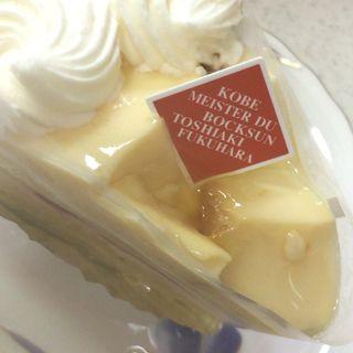 プリンショートケーキ(ボックサン 本店)