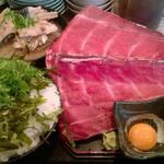大阪で美味しいお刺身を堪能!絶対に食べておきたい刺身