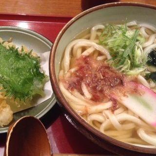 天ぷらうどん(杵屋 ソリオ宝塚店 (きねや))