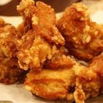 薩摩赤鶏塩唐揚げ